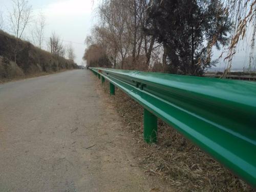 会宁县省道公路护栏安装+价格施工报价